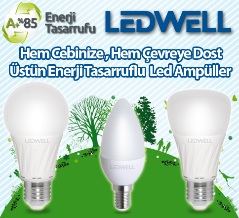 Led Ampüller